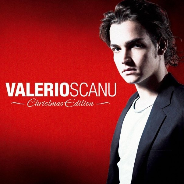 3. Valerio Scanu CHRISTMAS EDITION